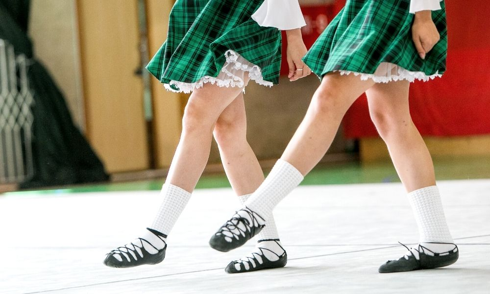 Hard Shoes vs. Soft Shoes in Irish Dancing