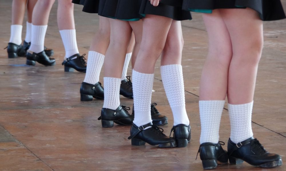 Tips For Breaking In Your New Irish Dance Shoes